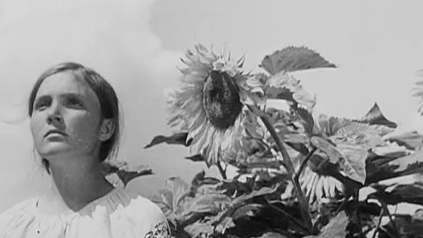 #50) Zemlya - (1930 - dir. Alexander Dovzhenko)