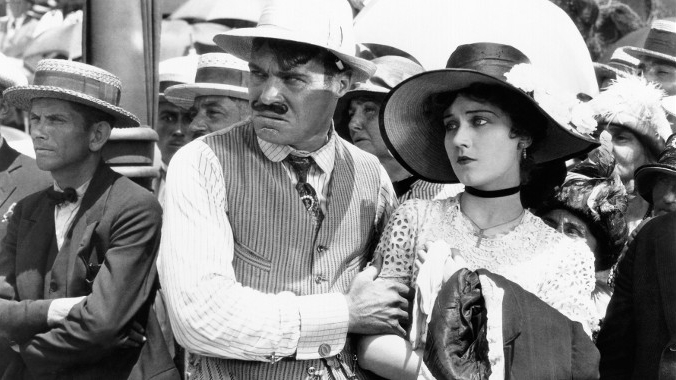 #53) The Wedding March - (1928 - dir. Erich von Stroheim