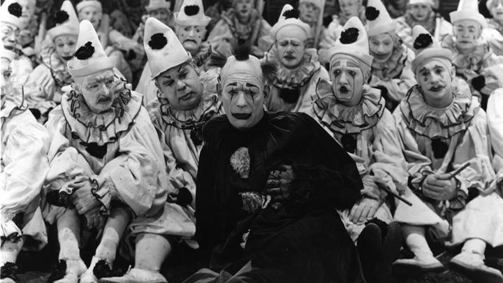 #57) He Who Gets Slapped - (1924 - dir. Victor Sjöström