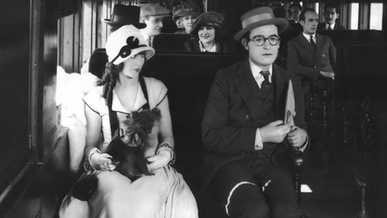 #58) Girl Shy - (1924 - dir.Fred C. Newmeyer, Sam Taylor)