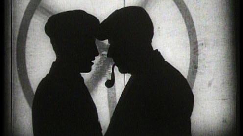 #61)Strike - (1925 - dir. Sergei Eisenstein)