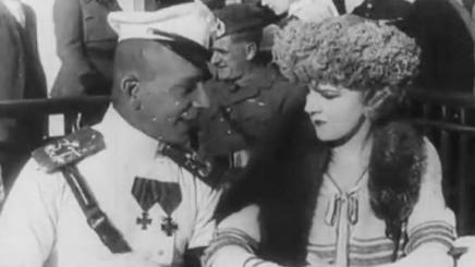 #64) Foolish Wives - (1922 - dir.Erich von Stroheim)