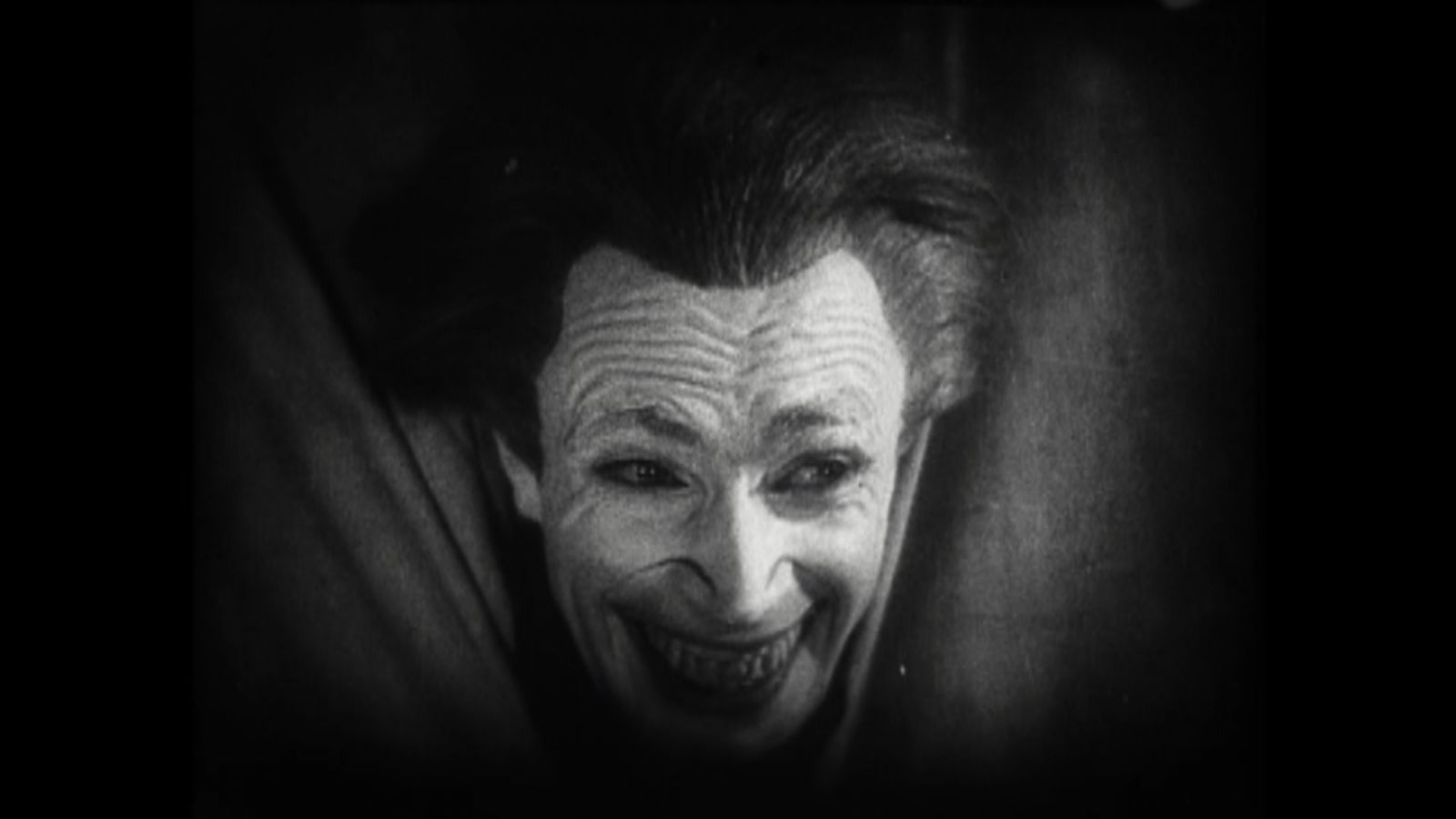 #54) The Man Who Laughs - (1928 - dir. Paul Leni)