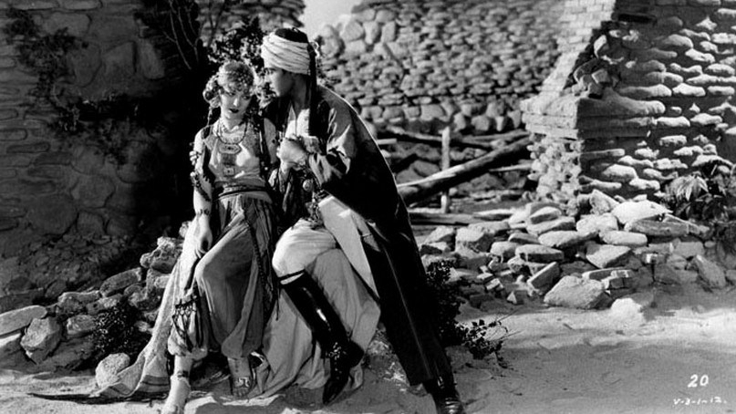 #72) The Son of the Sheik - (1926 - dir.George Fitzmaurice)