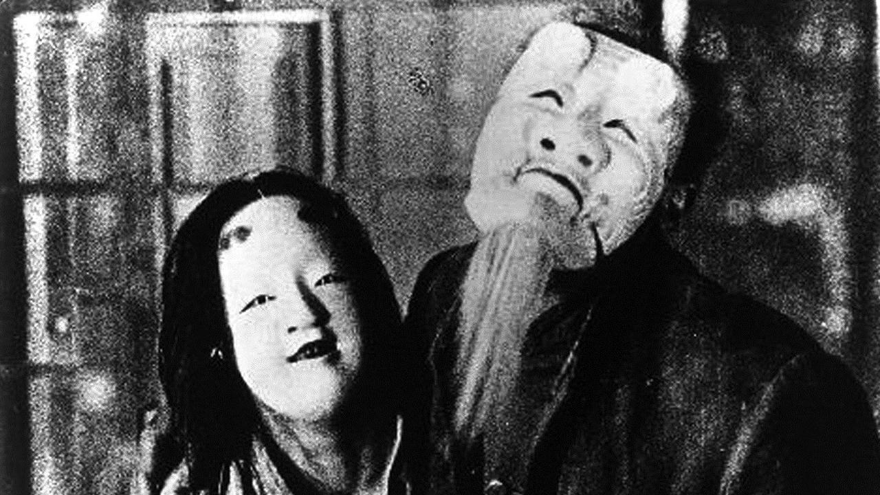 #94) A Page of Madness - (1926 - dir.Teinosuke Kinugasa)
