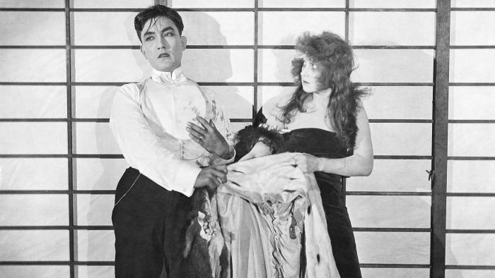 #97) The Cheat - (1915 - dir.Cecil B. DeMille