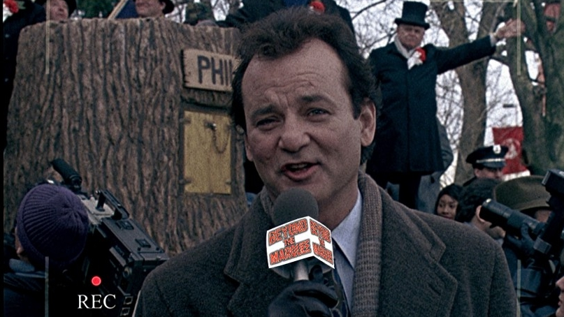 #10) Groundhog Day - (1993 - dir. Harold Ramis)