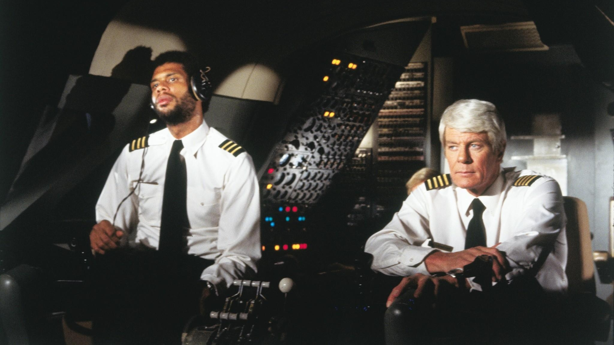 #13) Airplane! - (1980 - dir. David Zucker)