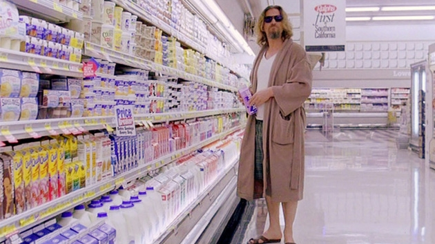#14) The Big Lebowski - (1998 - dir. Joel Cohen)