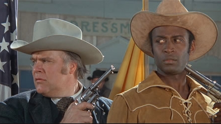 #16) Blazing Saddles - (1974 - dir. Mel Brooks)