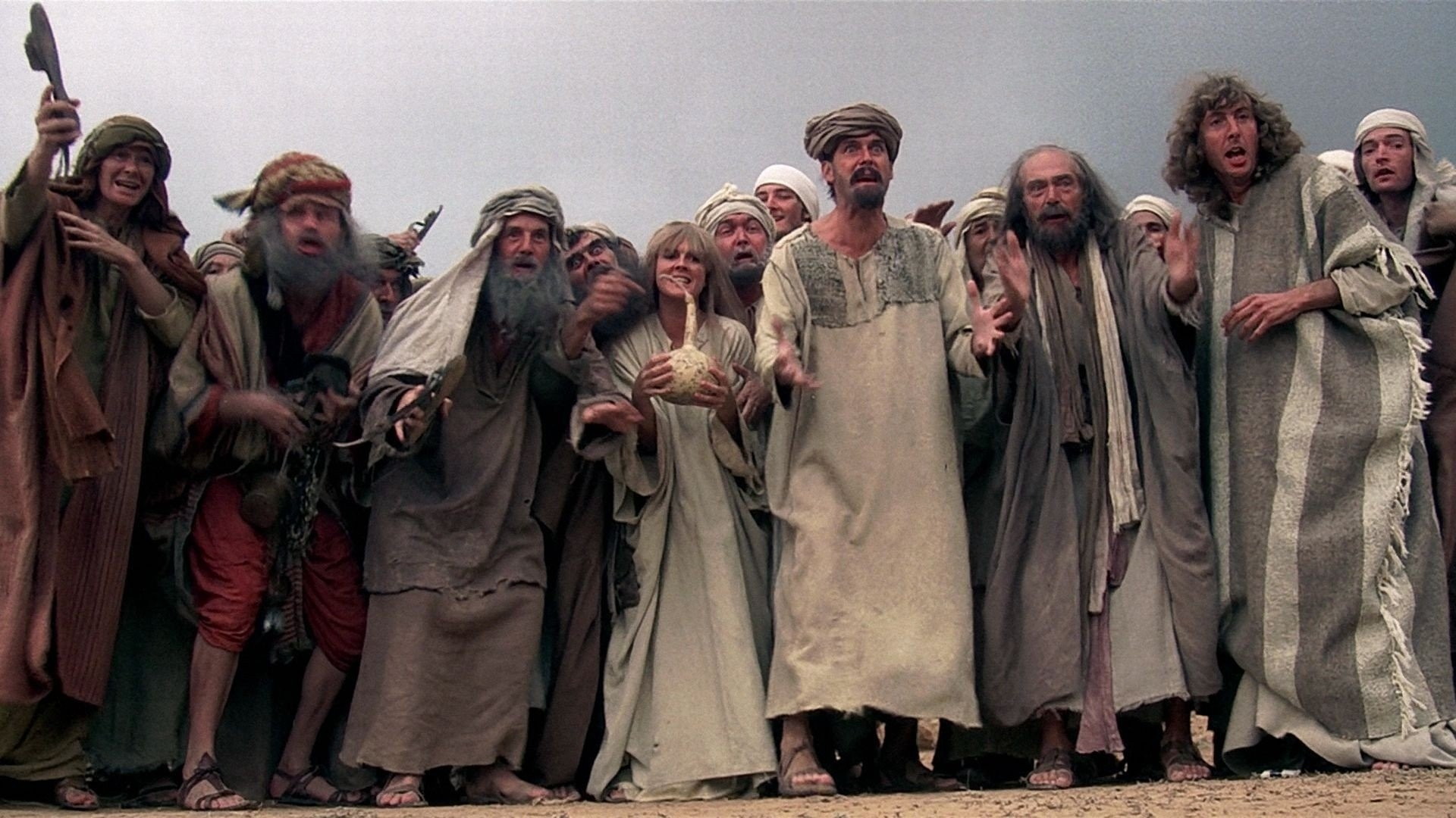 #20) Life of Brian - (1979 - dir. Terry Jones)