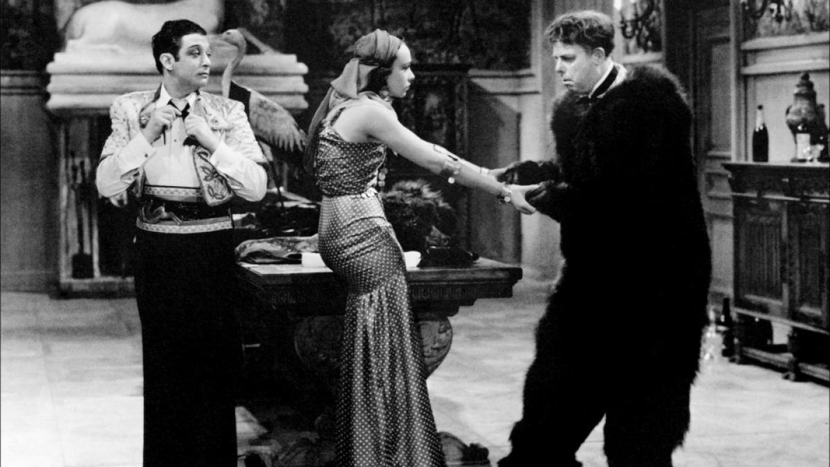 #22) La Règle du Jeu - (1939 - Jean Ranoir