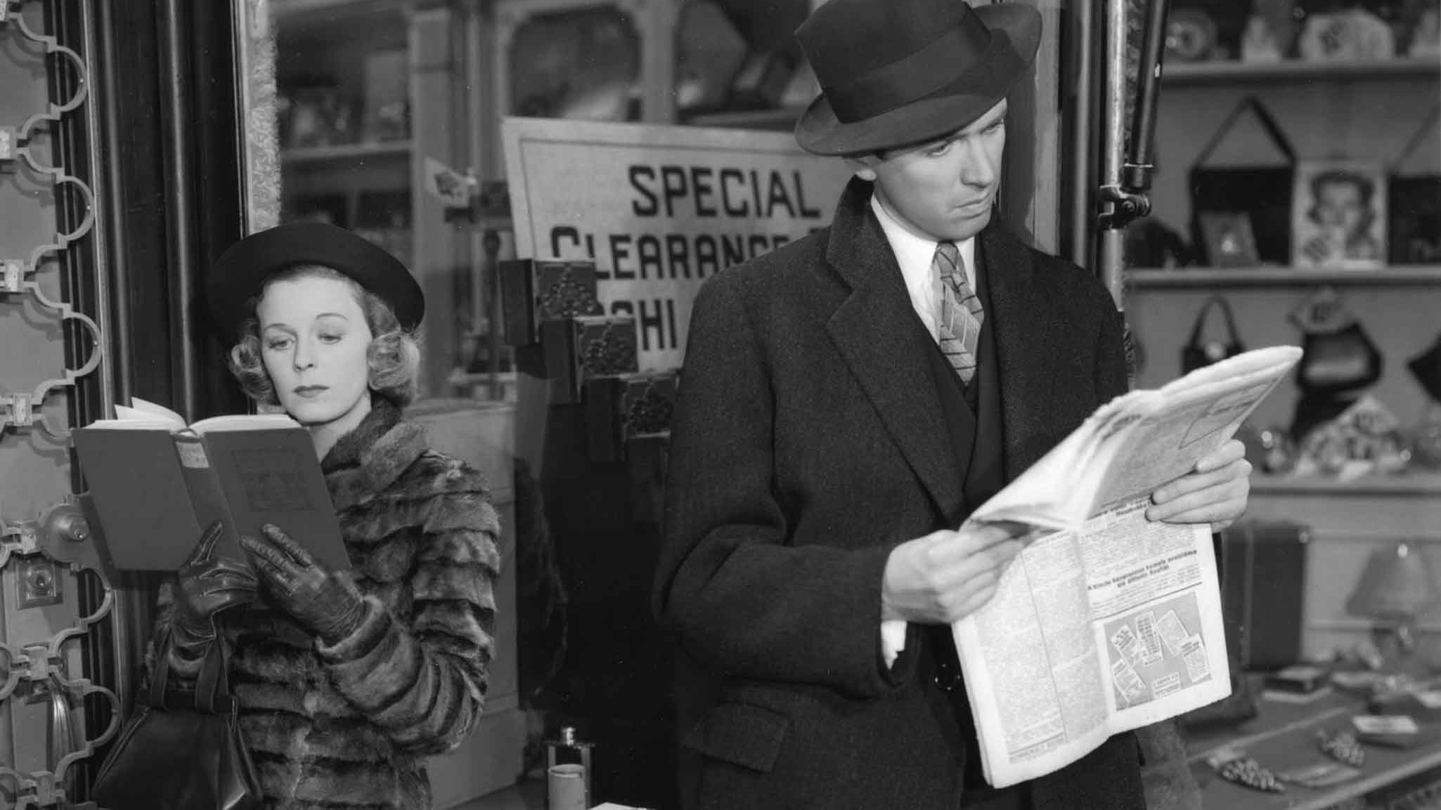 #23) The Shop Around the Corner - (1940 - Ernst Lubitsch)