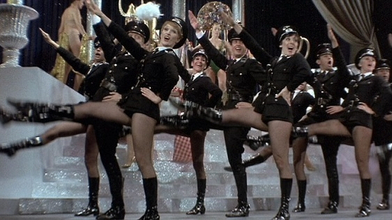 #25) The Producers - (1967 - dir. Mel Brooks)