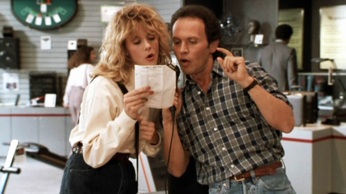 #26) When Harry Met Sally... - (1989 - dir. Rob Reiner)