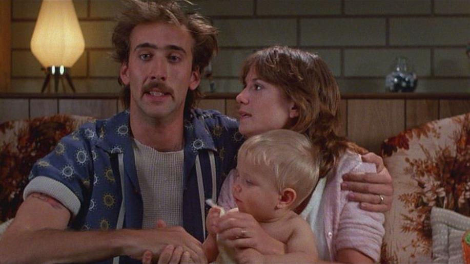 #32) Raising Arizona - (1987 - dir. Joel & Ethan Cohen)