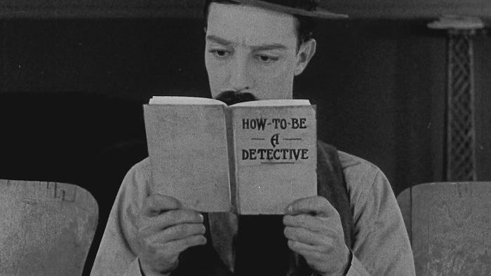 #34) Sherlock Jr. - (1924 - dir. Buster Keaton)