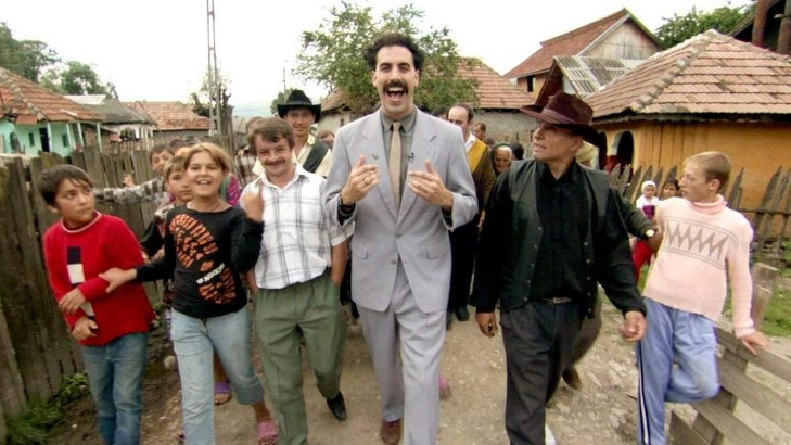 #37) Borat: Cultural Learnings of America for Make Benefit Glorious Nation of Kazakhstan - (2006 - dir. Larry Charles)