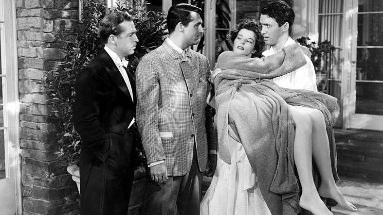 #38) The Philadelphia Story - (1940 - dir. George Cukor)