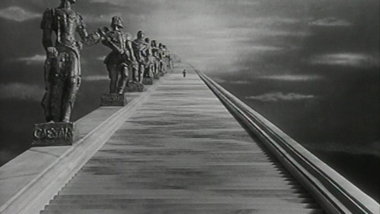 #42) A Matter of Life and Death - (1946 - dir. Michael Powell & Emeric Pressburger)