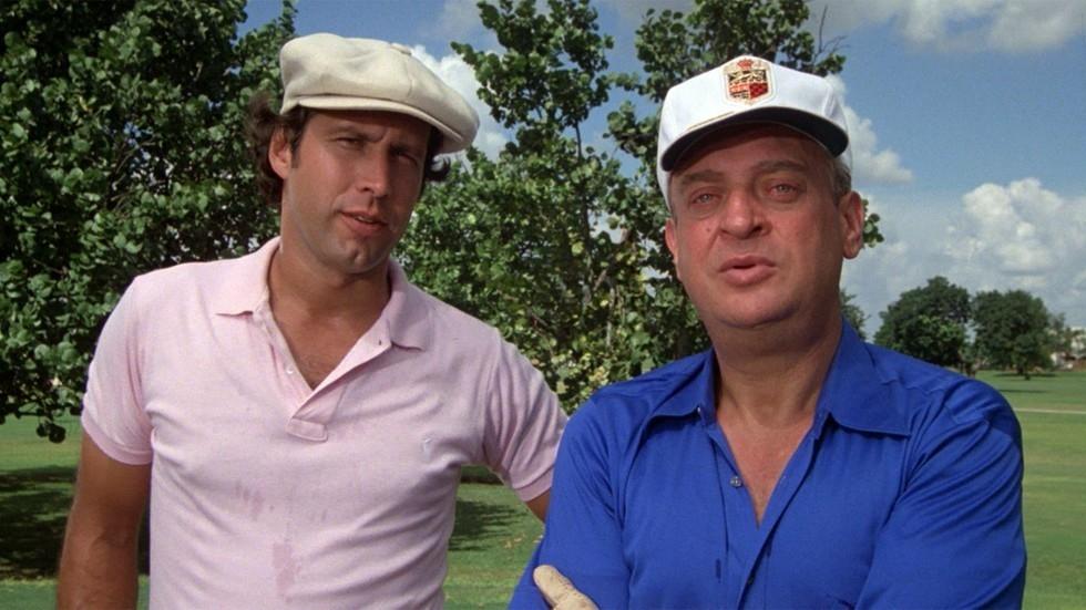 #57) Caddyshack - (1980 - dir. Harold Ramis)