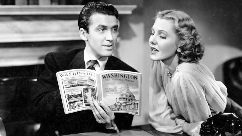 #61) Mr. Smith Goes to Washington - (1939 - dir. Frank Capra)