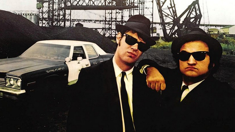 #62) The Blues Brothers - (1980 - dir. John Landis)