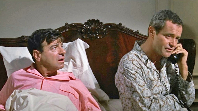 #63) The Odd Couple - (1968 - dir. Gene Saks