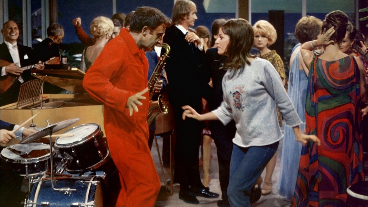 #70) The Party - (1968 - dir. Blake Edwards)