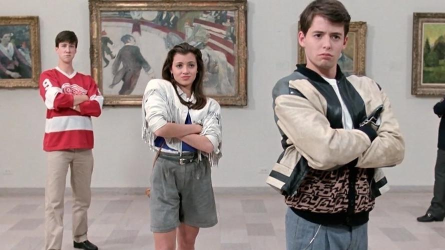 #91) Ferris Bueller's Day Off - (1986 - dir. John Hughes)