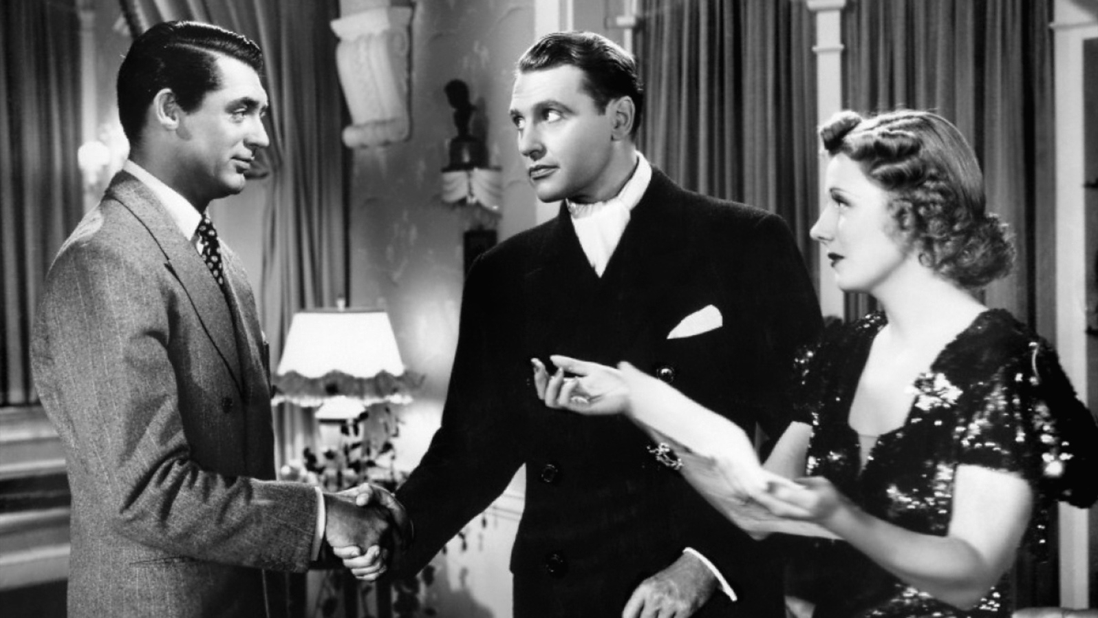 #99) The Awful Truth - (1937 - dir. Leo McCarey)