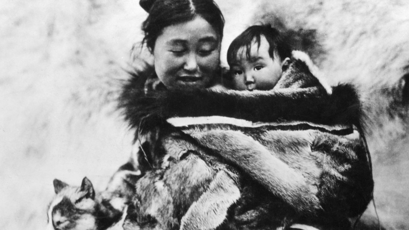 #7) Nanook of the North - (1922 - dir. Robert J. Flaherty)