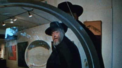 #38) F for Fake - (1975 - dir. Orson Welles)