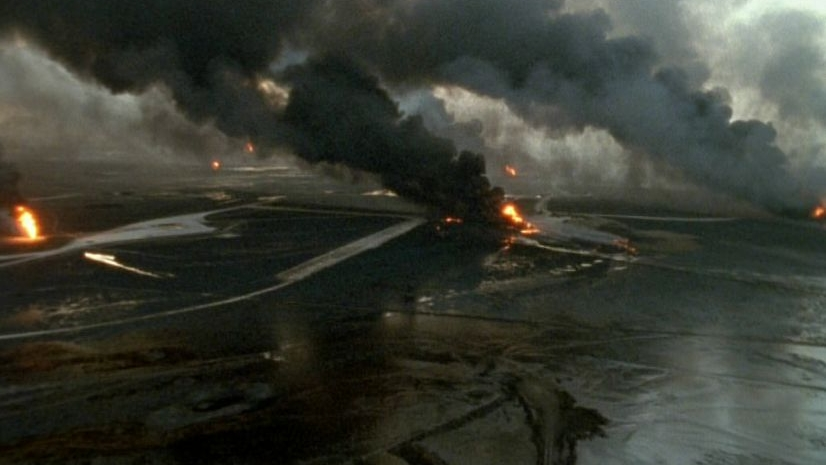 #42) Lessons of Darkness - (1992 - dir. Werner Herzog)