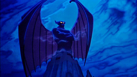 #6) Fantasia - (1940 - dir. James Algar, Norman Ferguson)