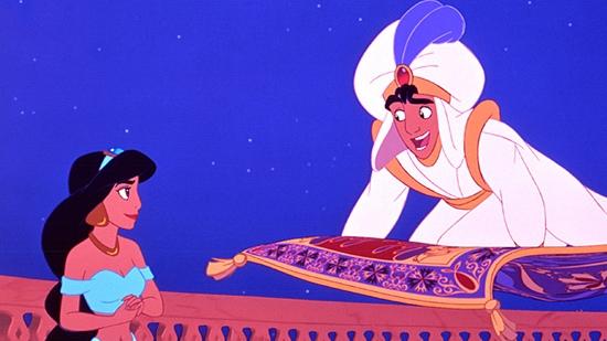 #8) Aladdin - (1992 - dir. John Musker, Ron Clements)