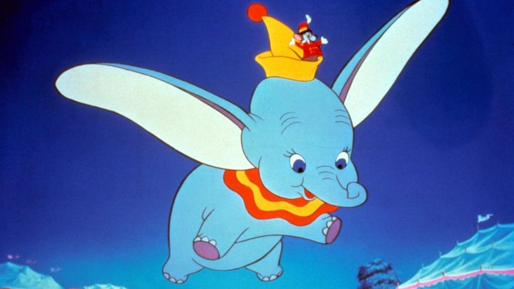 #27) Dumbo - (1941 - dir. Norman Ferguson, Samuel Armstrong)