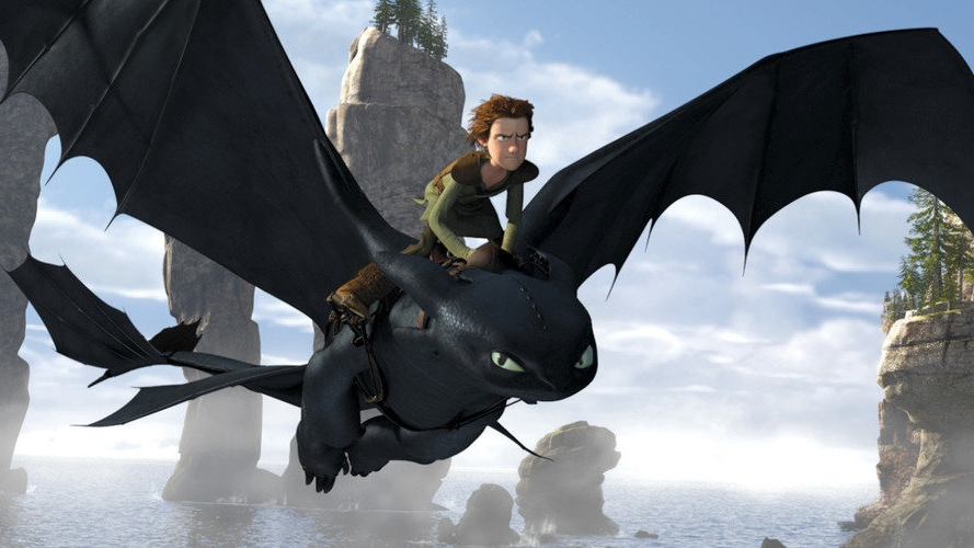 #39) How to Train Your Dragon - (2010 - dir. Chris Sanders & Dean DeBlois)