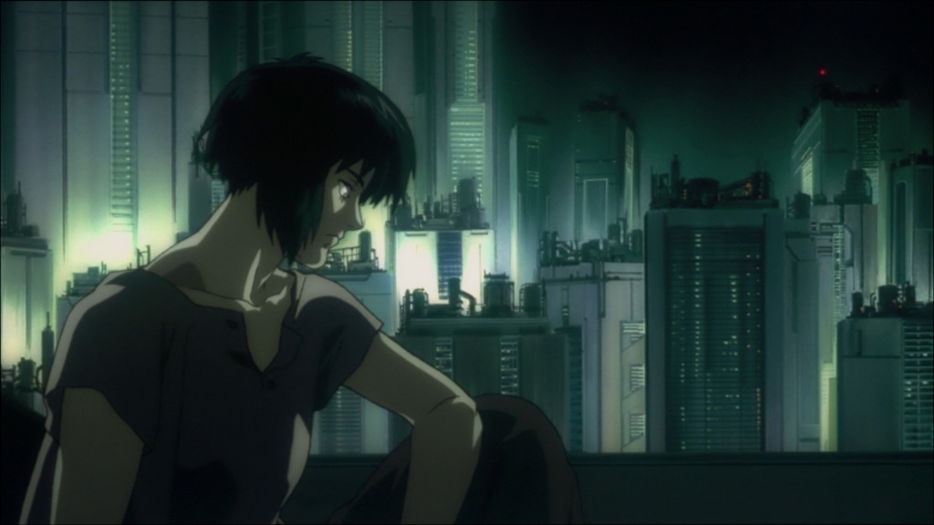 #42) Ghost in the Shell - (1995 - dir. Mamoru Oshii)