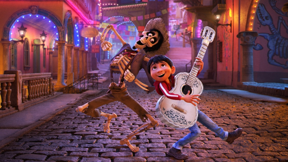 #69) Coco - (2017 - dir. Lee Unkrich and Darla K. Anderson)