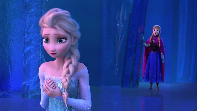 #93) Frozen - (2013 - dir. Chris Buck, Jennifer Lee and Peter Del Vecho)