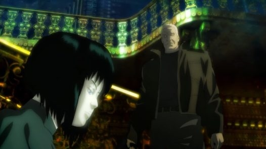 #94) Ghost in the Shell 2: Innocence - (2004 - dir. Mamoru Oshii)