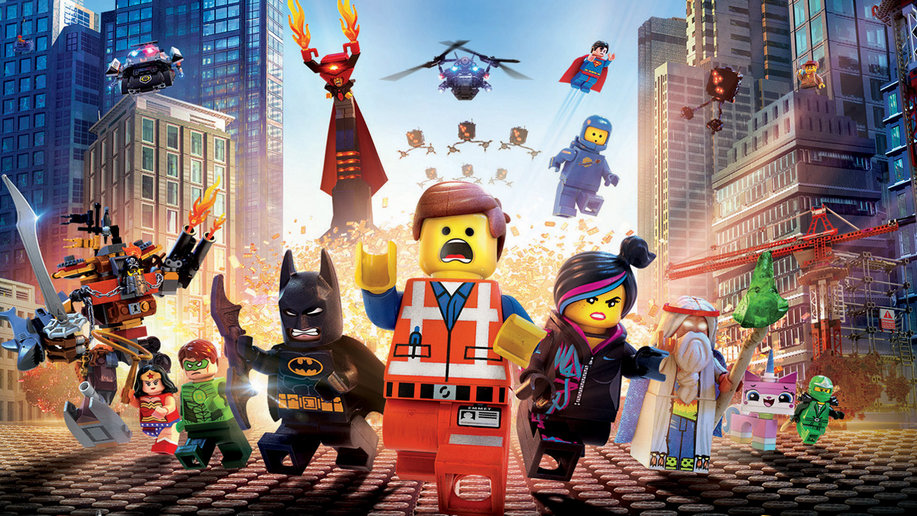 #100) The Lego Movie - (2014 - dir. Christopher Miller, Phil Lord)