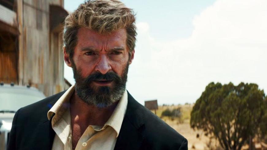 #4) Logan - (2017 - dir. James Mangold)