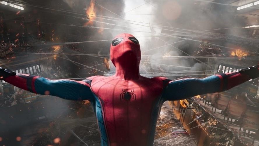 #8) Spider-Man: Homecoming(+8) - (2017 - dir. Jon Watts)