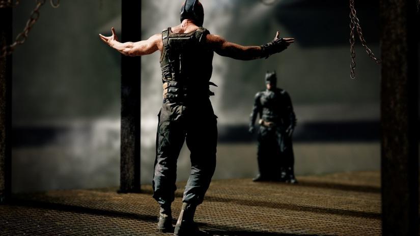 #30) The Dark Knight Rises(-13) - (2012 - dir. Christopher Nolan)