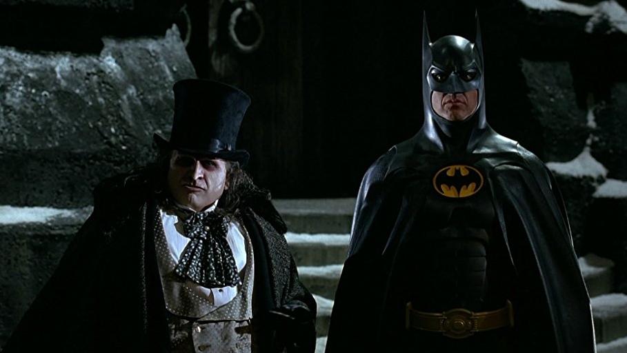 #35) Batman Returns(-10) - (1992 - dir. Tim Burton)