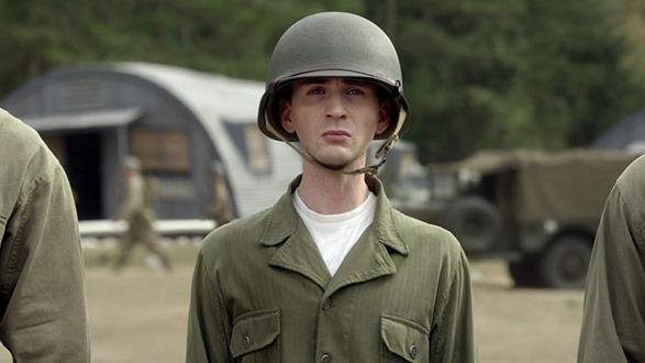 #17) Captain America: The First Avenger(+13) - (2011 - dir. Joe Johnston)