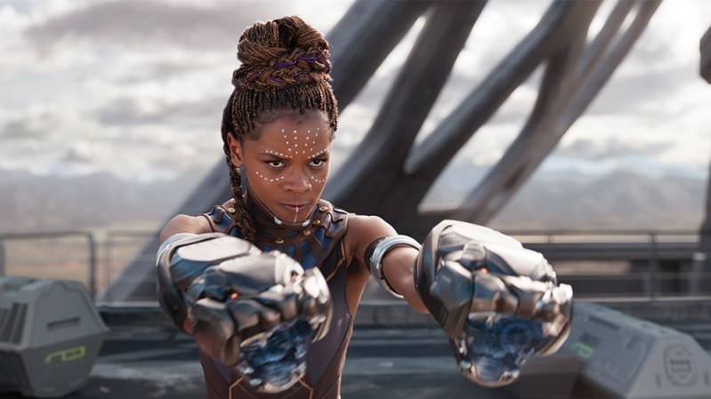 #14) Black Panther(+23) - (2018 - dir. Ryan Coogler)