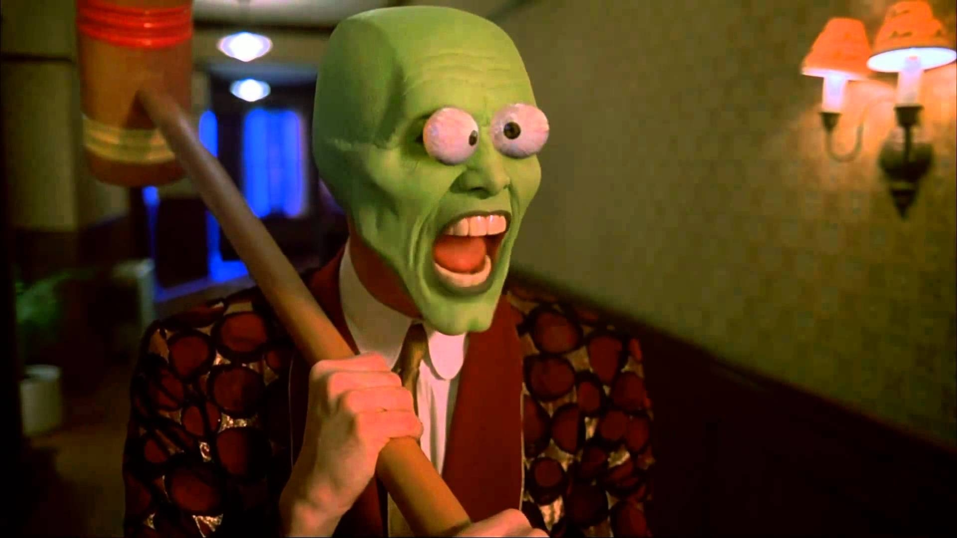 #74) The Mask(-26) - (1994 - dir. Chuck Russell)